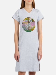 Garden / English Setter Women's Nightshirt