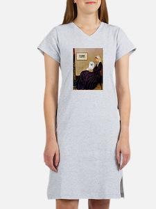 Whistlers / Eskimo Spitz #1 Women's Nightshirt