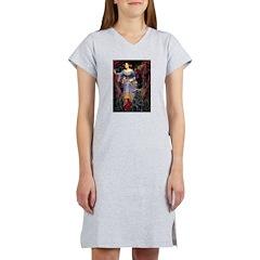 Flat Coated Retriever 1 Women's Nightshirt