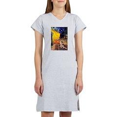 Cafe / G-Shephard Women's Nightshirt