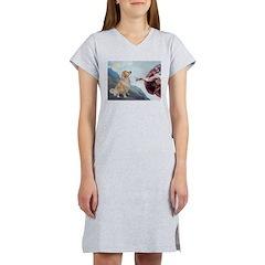 God's Golden (#11) Women's Nightshirt