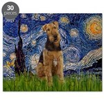 Starry - Airedale #1 Puzzle