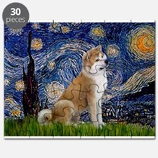 Starry - Akita3 Puzzle