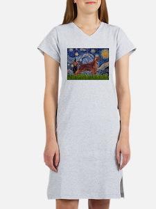 Starry / Irish S Women's Nightshirt