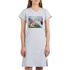 Creation / Ital Greyhound Women's Nightshirt
