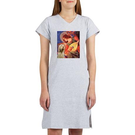 Mandolin Angel /Italian Spino Women's Nightshirt