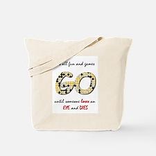 Cute Go Tote Bag