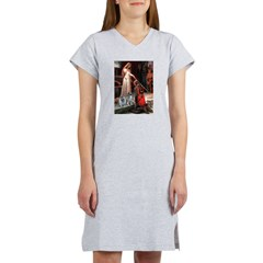 Accolade - 2 Keeshonds Women's Nightshirt