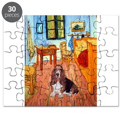 Room with a Basset Puzzle