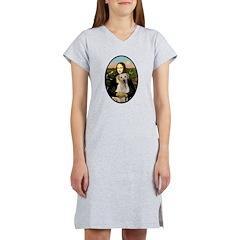 Mona Lisa / Lab (y) Women's Nightshirt