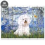 Lilies (6) & Bichon Puzzle