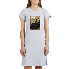 Whistler's / Min Pin Women's Nightshirt