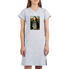 Mona / Nor Elkhound Women's Nightshirt