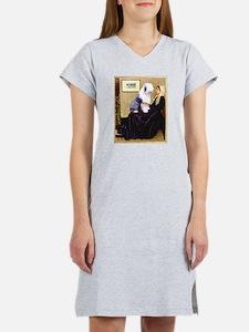 Mom's Old English Sheepdog Women's Nightshirt