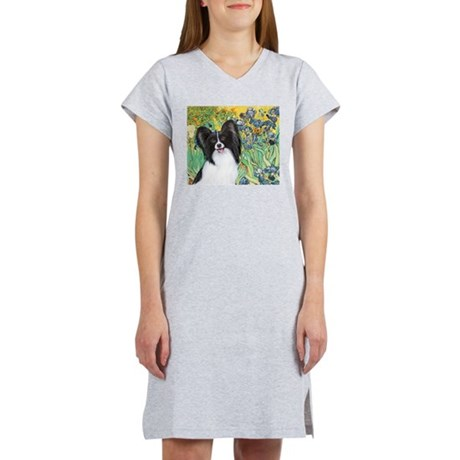 Irises & Papillon Women's Nightshirt