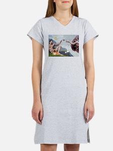 Creation/Pekingese(r) Women's Nightshirt