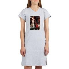 Accolade / Saluki Women's Nightshirt
