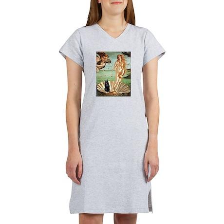 Venus / Schipperke #5 Women's Nightshirt