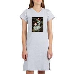 Ophelia / Shelie tri Women's Nightshirt