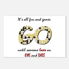 Funny Board Postcards (Package of 8)