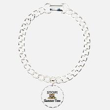 Stop Slammer Time Bracelet