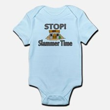 Stop Slammer Time Infant Bodysuit