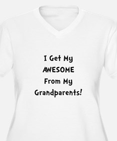 Awesome From Grandparents T-Shirt