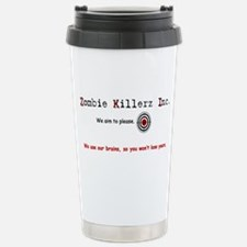 Funny World war z %2covie Travel Mug