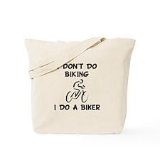 Do A Biker Tote Bag