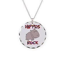 Hippos Rock Necklace