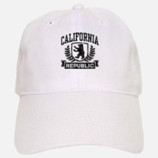 California Republic Baseball Baseball Cap