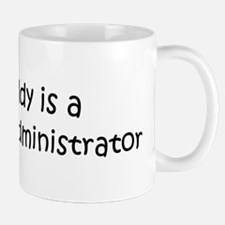 Daddy: Database Administrator Mug