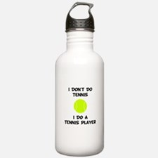 Do A Tennis Player Water Bottle