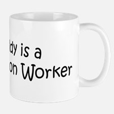 Daddy: Construction Worker Mug