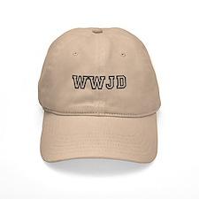 WWJD Baseball Cap