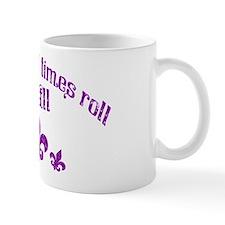 Vintage fleur de lis Mug
