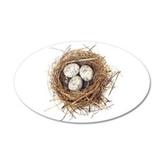 Nest Wall Decal