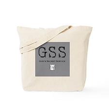 Unique Secret service Tote Bag