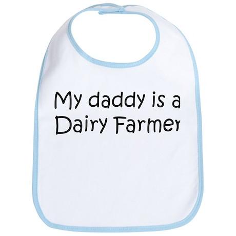 Daddy: Dairy Farmer Bib
