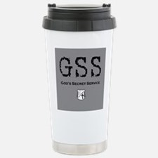 Cute Soldier of god Travel Mug