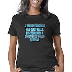 Vegans taste like chicken Organic Women's T-Shirt
