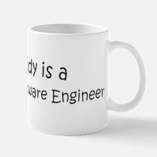 Daddy: Computer Software Engi Mug