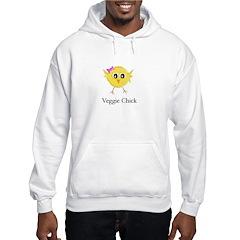Veggie Chick Hoodie