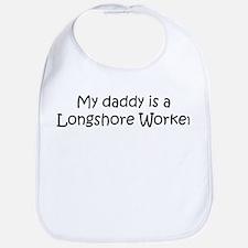 Daddy: Longshore Worker Bib