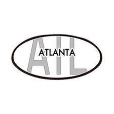 Unique Atlanta Patches