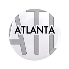 "Unique Atlanta 3.5"" Button (100 pack)"