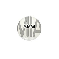 Funny South beach florida Mini Button (10 pack)