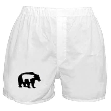 My Inner Piggy Boxer Shorts