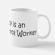 Daddy: Animal Control Worker Mug