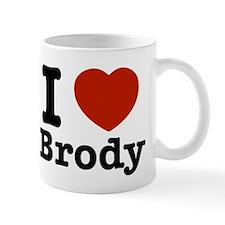 I love Brody Small Mug